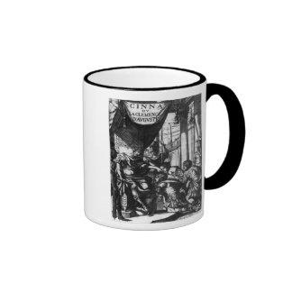 'Cinna ou la Clemence d'Auguste' Ringer Mug