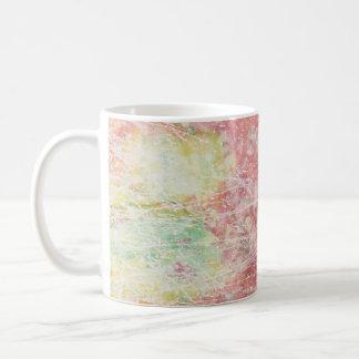 Cinnabar Iris Grace Painting Mug