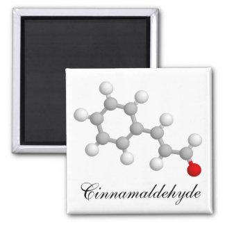 Cinnamaldehyde Magnet