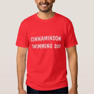 CINNAMINSON QUE NADA 2011* PLAYERA