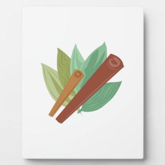 Cinnamon_Base Plaque