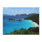 Cinnamon Bay, St. John, U.S. Virgin Islands Canvas Print