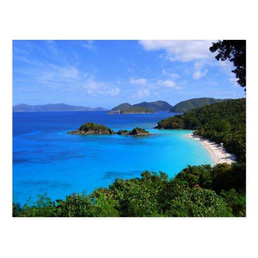 Cinnamon cay virgin island