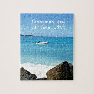 Cinnamon Bay, St. John USVI Jigsaw Puzzle