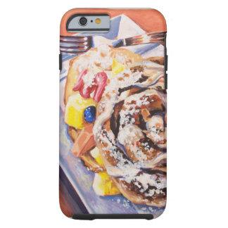 Cinnamon Bun Tough iPhone 6 Case