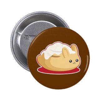 Cinnamon Buns Pinback Button