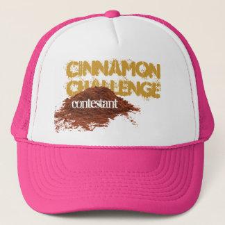 Cinnamon Challenge OFFICIAL CONTESTANT TROPHY CAP