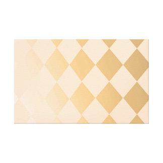 Cinnamon Diamond Canvas Stretched Canvas Prints