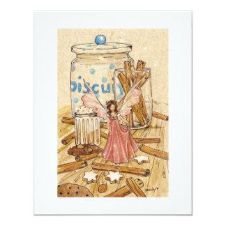 Cinnamon Fairy Card
