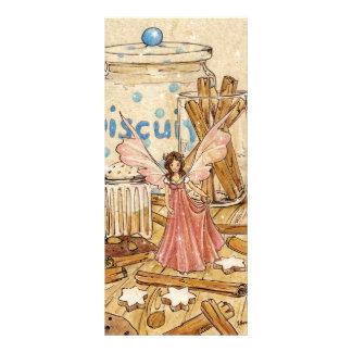 Cinnamon Fairy Rack Card