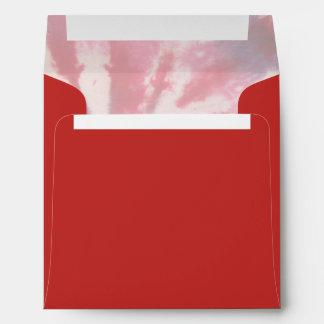 Cinnamon Girl Envelope