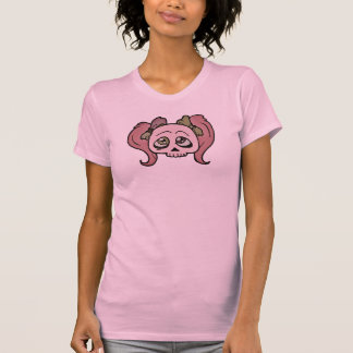 Cinnamon Girls Skull T-Shirt