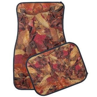 Cinnamon Potpourri Car Floor Mat