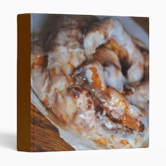 Cinnamon Roll Binder