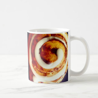 cinnamon roll buns coffee mug