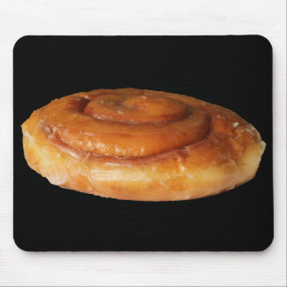 Cinnamon Roll Donut Mousepad