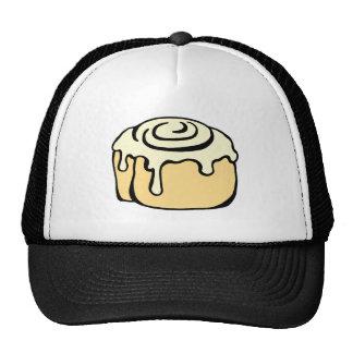 Cinnamon Roll Honey Bun Cartoon Design Funny Trucker Hat