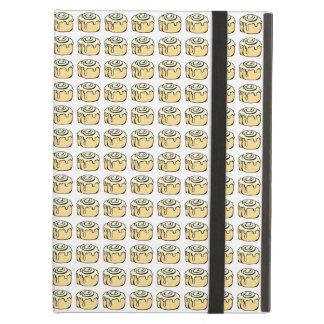 Cinnamon Roll Honey Bun Cute Cartoon Design iPad Air Cases