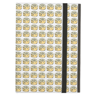 Cinnamon Roll Honey Bun Cute Cartoon Design iPad Air Cover