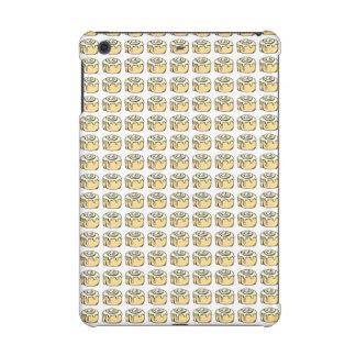Cinnamon Roll Honey Bun Cute Cartoon Design iPad Mini Retina Covers