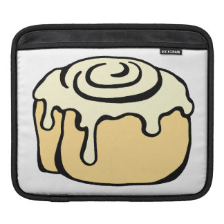 Cinnamon Roll Honey Bun Cute Cartoon iPad Sleeves