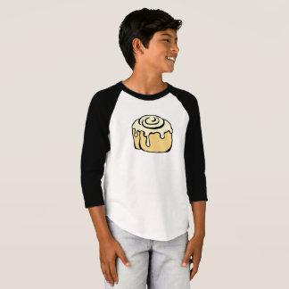 Cinnamon Roll Honey Bun Cute Funny Cartoon