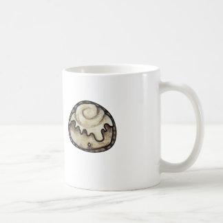 Cinnamon roll mons coffee mug