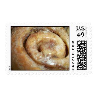 Cinnamon Roll Postage