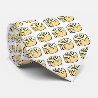 Cinnamon Roll Tie