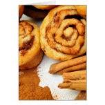 Cinnamon Rolls Card