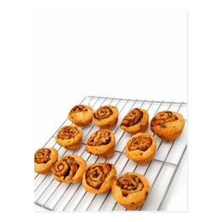 Cinnamon Rolls Post Cards