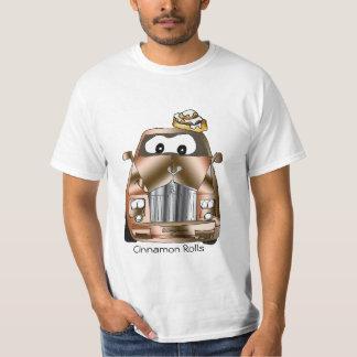 Cinnamon Rolls (Royce) T Shirt and Apparel