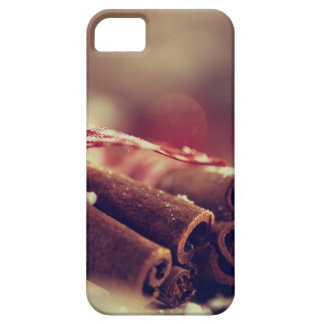 Cinnamon seaweeds glad Christmas iPhone 5 Case