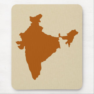 Cinnamon Spice Moods India Mouse Pad