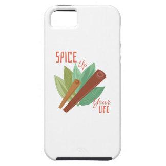 Cinnamon_Spice_Up_Your_Life iPhone 5 Case-Mate Coberturas