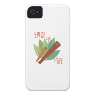 Cinnamon_Spice_Up_Your_Life Case-Mate iPhone 4 Funda