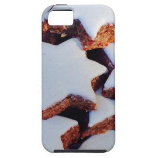 Cinnamon Star Cookies iPhone 5 Cases