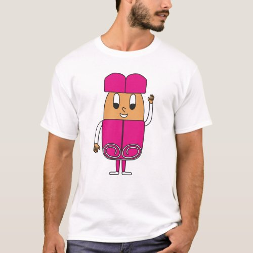 Cinnamon_Stick Egg T_Shirt