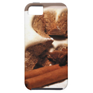 Cinnamon Sticks and Star Cookies iPhone 5 Case