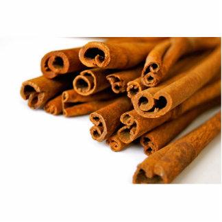 Cinnamon sticks statuette