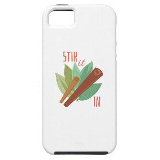 Cinnamon_Stir_It_In iPhone 5 Cover