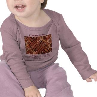 Cinnamon Tea infant shirt