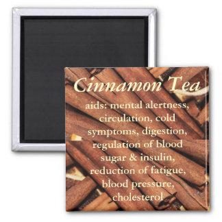 Cinnamon Tea magnet