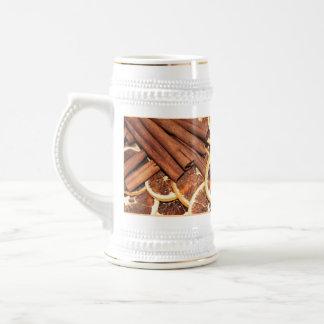 Cinnamon Tea stein