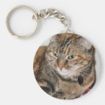 Cinnamon the Cat Key Chains