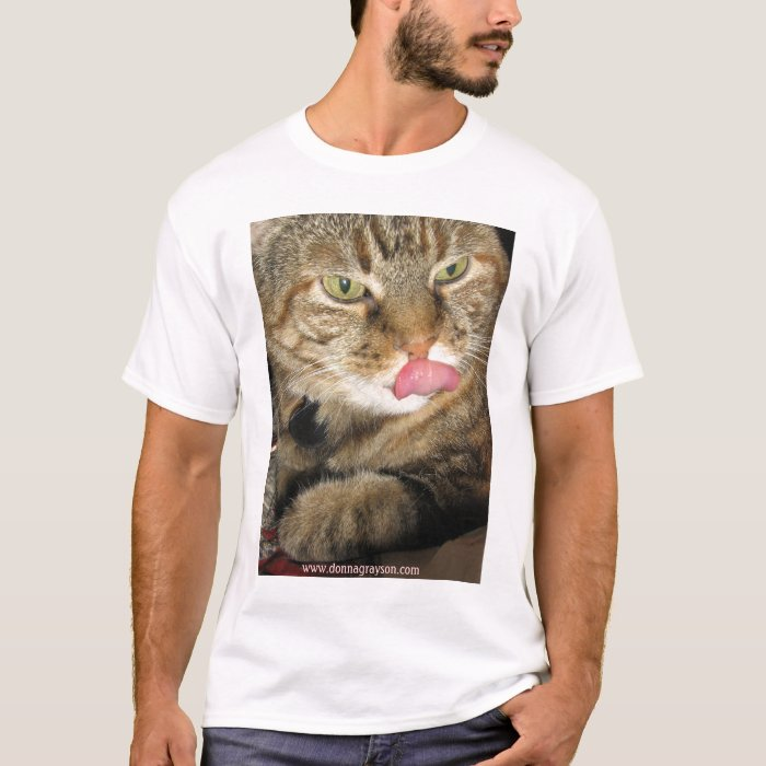 Cinnamon the Cat Kids Shirt