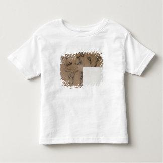 Cinq Croquis de tete de vache (pencil on paper) Toddler T-shirt