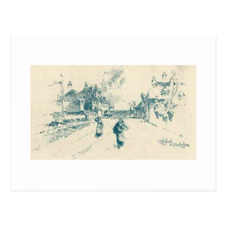 Cinque Ports Post Card