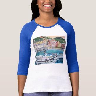 Cinque Terre, camiseta de Italia