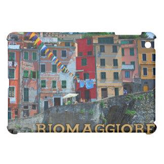 Cinque Terre - casas de Riomaggiore